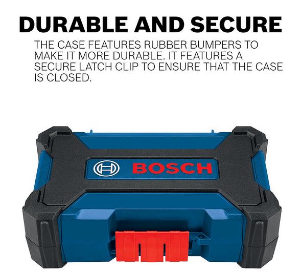 Bosch Impact Control Screwdriver Impact Bit PZ2 Pk 8